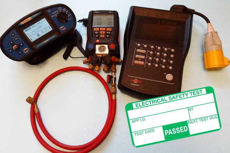celsius PAT testing equipment