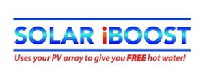 Solar iBoost logo